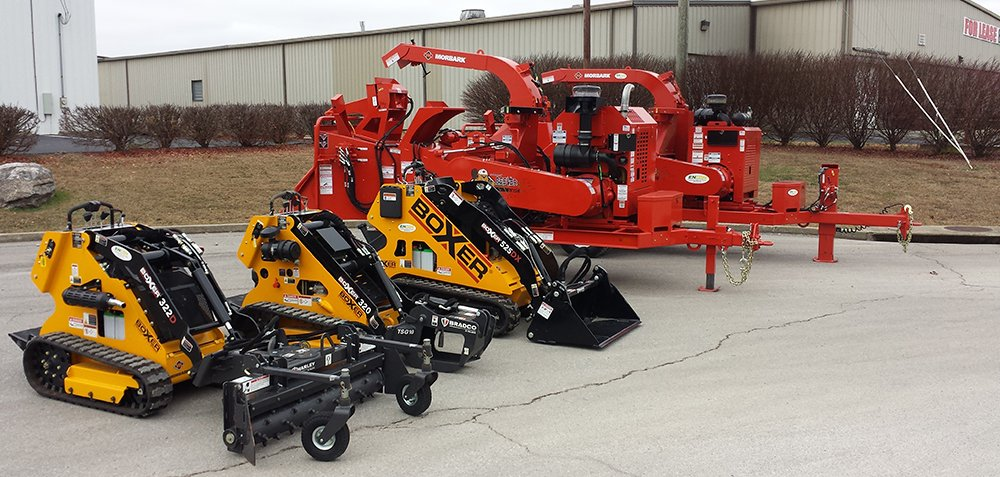 Skid Steers for rent in Kentucky