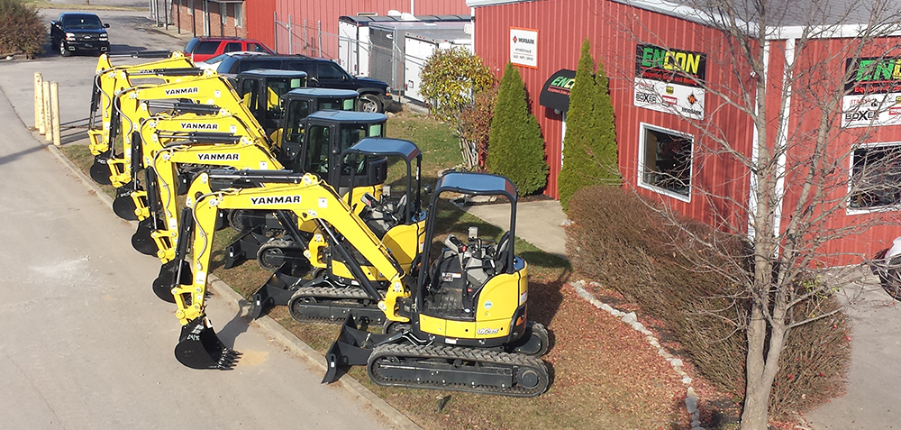 Heavy Equipment Sales in Kentucky